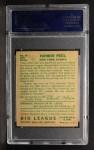 1934 Goudey #88  Homer Peel  Back Thumbnail