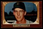 1955 Bowman #121  Rufus Crawford  Front Thumbnail