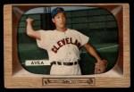 1955 Bowman #19  Bobby Avila  Front Thumbnail