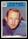 1966 Philadelphia #76  Wayne Walker  Front Thumbnail