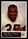 1965 Philadelphia #147  Joe Henry Johnson  Front Thumbnail