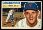 1956 Topps #71  Frank Sullivan  Front Thumbnail