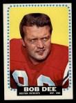 1964 Topps #7  Bob Dee  Front Thumbnail
