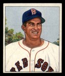 1950 Bowman #137  Johnny Pesky  Front Thumbnail
