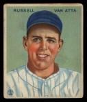 1933 Goudey #215  Russ Van Atta  Front Thumbnail