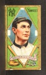 1911 T205 #197  Harry Wolter  Front Thumbnail
