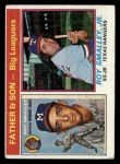 1976 Topps #70  Roy Smalley / Roy Smalley Jr .  Front Thumbnail