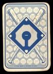 1968 Topps Game Inserts #4   Hank Aaron   Back Thumbnail