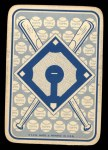 1968 Topps Game #27   Al Kaline   Back Thumbnail