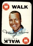 1968 Topps Game #10  Tommy Davis  Front Thumbnail