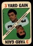 1971 Topps Game #15  Duane Thomas  Front Thumbnail