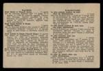 1958 Parkhurst #1   -  Bob Pulford In Action Back Thumbnail