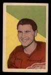 1952 Parkhurst #65  Tony Leswick  Front Thumbnail