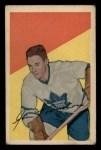 1952 Parkhurst #43  Jim Thomson  Front Thumbnail