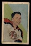 1952 Parkhurst #39  Gus Mortson  Front Thumbnail
