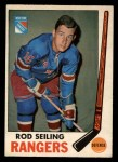 1969 O-Pee-Chee #36  Rod Seiling  Front Thumbnail