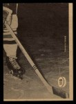 1967 Topps #119   -  Harry Howell Norris Trophy  Back Thumbnail