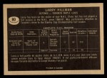 1967 Topps #80  Larry Hillman  Back Thumbnail