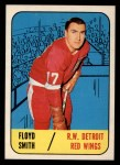 1967 Topps #52  Floyd Smith  Front Thumbnail