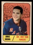 1967 Topps #89  Arnie Brown  Front Thumbnail