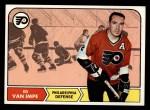1968 Topps #91  Ed Van Impe  Front Thumbnail