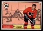 1968 O-Pee-Chee #183  Allan Stanley  Front Thumbnail