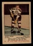1951 Parkhurst #28  Woody Dumart  Front Thumbnail