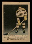1951 Parkhurst #24  Dunc Fisher  Front Thumbnail