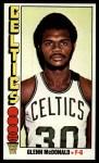 1976 Topps #47  Glenn McDonald  Front Thumbnail
