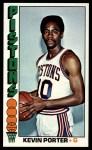 1976 Topps #84  Kevin Porter  Front Thumbnail