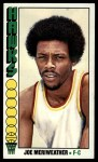 1976 Topps #37  Joe Meriweather  Front Thumbnail