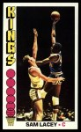 1976 Topps #67  Sam Lacey  Front Thumbnail