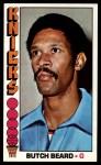 1976 Topps #6  Butch Beard  Front Thumbnail