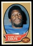 1970 Topps #114  Bubba Smith  Front Thumbnail
