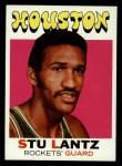 1971 Topps #108  Stu Lantz  Front Thumbnail