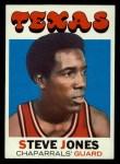 1971 Topps #175  Steve Jones  Front Thumbnail