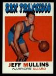 1971 Topps #115  Jeff Mullins  Front Thumbnail