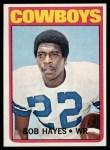 1972 Topps #105  Bob Hayes  Front Thumbnail