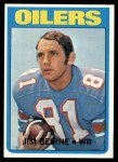 1972 Topps #313  Jim Beirne  Front Thumbnail