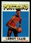 1971 Topps #111  Leroy Ellis  Front Thumbnail