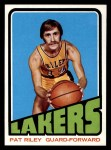 1972 Topps #144  Pat Riley   Front Thumbnail