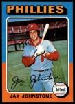 1975 Topps #242  Jay Johnstone  Front Thumbnail
