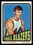1972 Topps #36  Gary Gregor   Front Thumbnail