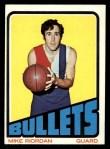 1972 Topps #37  Mike Riordan   Front Thumbnail