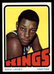 1972 Topps #63  Sam Lacey   Front Thumbnail