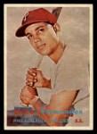 1957 Topps #305  Chico Fernandez  Front Thumbnail