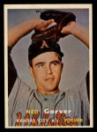 1957 Topps #285  Ned Garver  Front Thumbnail