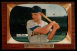 1955 Bowman #132 ERR Harvey Kuenn  Front Thumbnail