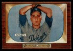 1955 Bowman #97  Johnny Podres  Front Thumbnail