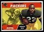 1968 Topps #79  Elijah Pitts  Front Thumbnail